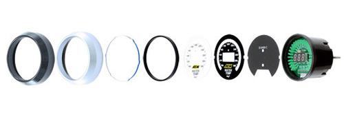 AEM Digital Wideband UEGO AFR Gauge (Sensor Not Included)